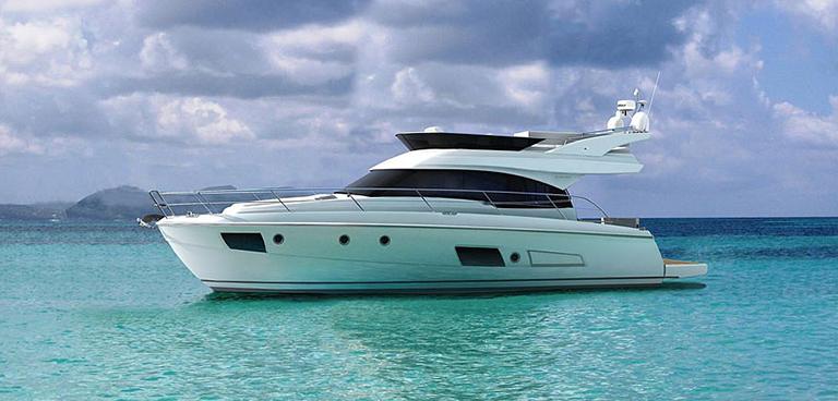 Yacht rentals dubai